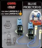 BECURI BLUE XENON PTR.PROIECTOR H3 2BUC. 12V 100W 38 - BBX3220