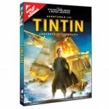 The Adventures of Tintin DVD Dublat in Romana