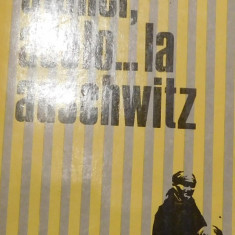 Atunci, acolo ... la Auschwitz de Oliver Lustig