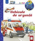 """Vehicule de urgenta""- Wolfgang Metzger, Casa, 2018, Editura Casa"