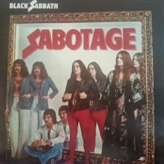 Black Sabbath - Sabotage (2015 - EU - LP / NM)