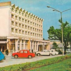 "CPI B14362 CARTE POSTALA - ALBA IULIA. HOTEL ""TRANSILVANIA"""