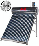Sistem Panou Solar cu Tuburi Vidate 1024-58 INOX / Vt[l]: 135; Vr[l]: 100; T[buc]: 12; D[mm]: 58; L[mm]: 1800, Evotools