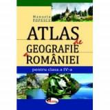 Atlas geografia Romaniei clasa a IV a 2016
