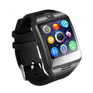 Smartwatch Vogue Q18 Curved cu Camera si Telefon 3G Display 1.54 Bluetooth