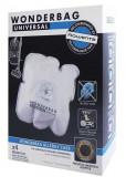 WB484720 Wonderbag Allergy Care Sac aspirator Wonderbag Endura Universal (4 Buc), Rowenta