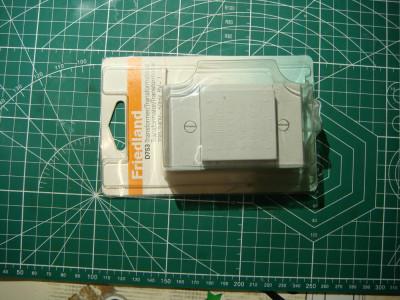 Transformator de retea 8v/1A. /nou foto