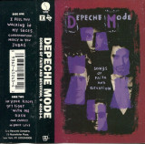 Caseta Depeche Mode ‎– Songs Of Faith And Devotion, originala