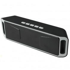 Boxa Portabila iUni DF02, Radio, Slot Card, Grey