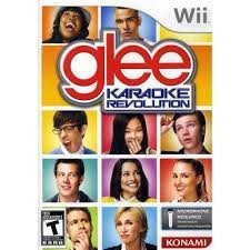 Glee Karaoke Revolution Nintendo Wii