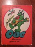 OAC, o broscuta dintr-un lac - N. Nobilescu / C66P, Alta editura