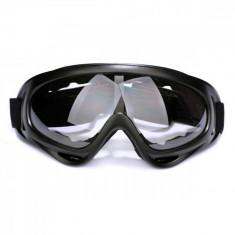Ochelari unisex ski, snowboard si multe alte sporturi, lentila transparenta