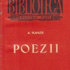 Poezii (A. Vlahuta)