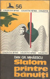 Slalom printre banuiti - Dan Gr. Mihaescu