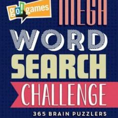 Go!Games Mega Word Search Challenge, Paperback/John Samson