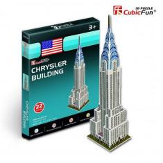 Puzzle 3D CubicFun CBFA Chrysler Building
