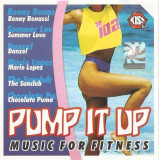 CD Pum It Up (Music For Fitness) , original, holograma