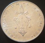 Moneda 10 LIRE - VATICAN, anul 1971   *cod 3193 - ALLU.