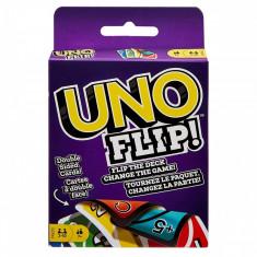 Joc de carti cu doua fete Uno Flip