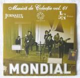 CD - MONDIAL - Muzica de colectie Vol. 61. Nou