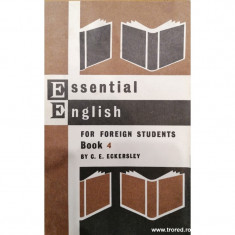 Esential English For Foreign Students Book 4