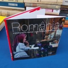 FLORIN ANDREESCU - ROMANIA ( ALBUM FOTO IN ENGLEZA SI GERMANA ) , 2013
