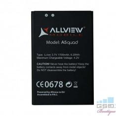 Baterie Allview A5 Quad Originala Li-ion 3.6 V 1700 mAh 6.29 Wh