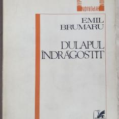 EMIL BRUMARU - DULAPUL INDRAGOSTIT (1980) [cu o postfata de ALEX. STEFANESCU]