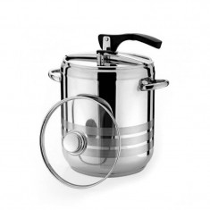 Oala sub presiune inox Grunberg PC9, 9 litri
