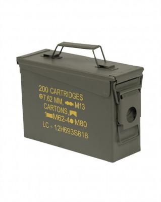 Cutie metal M19A1 US AMMO CAL. 30 Miltec foto