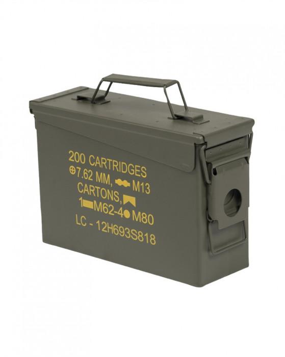 Cutie metal M19A1 US AMMO CAL. 30 Miltec