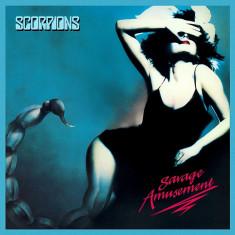 Scorpions Savage Amusement Deluxe ed (cd+dvd)