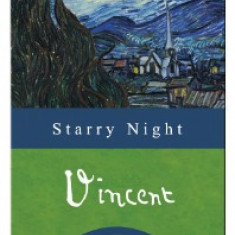 Semn de carte Van Gogh Starry night