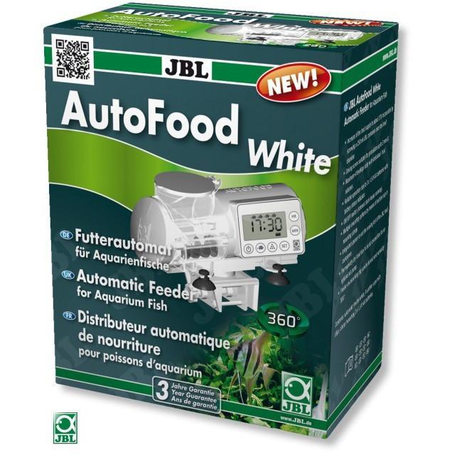 Hranitor automat alb pesti JBL /AUTOFOOD White