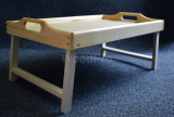 Tava lemn cu picior