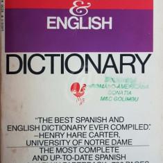 Spanish-English Dictionary. Ingles-Espaniol