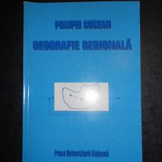 POMPEI COGEAN - GEOGRAFIA REGIONALA
