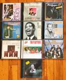 Col 2 x Roy Orbison, Trini Lopez, Ricky Nelson, Bing Crosby.. (set 10 CD orig)