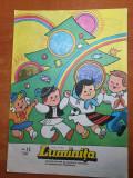 Revista pentru copii - luminita decembrie 1982