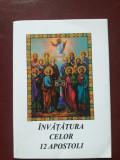 INVATATURA CELOR 12 APOSTOLI,Prea Sfintitului GALACTION,Epis.ALEX./TELEORMANULUI