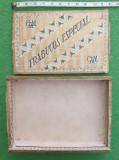 Cutie tigarete Trabucos Especial C.A.M perioada regalista