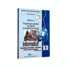 Manual informatica - clasa a XII-a - modulul 3