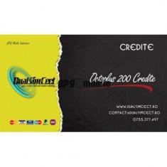 200 Credite Octoplus Server