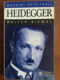 Maestri spirituali Heidegger- Walter Biemel