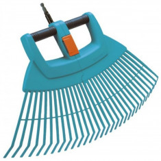 Grebla plastic XXL in forma de evantai vario Gardena 03107-20