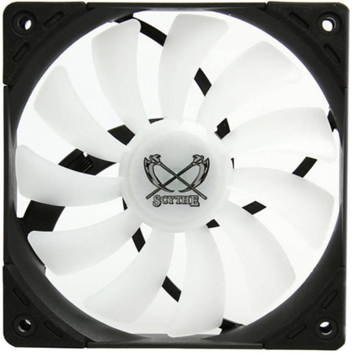 Ventilator Scythe Kaze Flex RGB 800RPM PWM 120mm