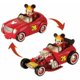 Vehicule Transformabile cu Figurine Asortate - Mickey, IMC