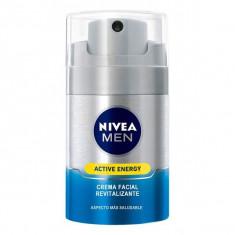 Cremă Revitalizantă Men Skin Energy Nivea