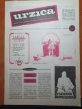 Revista urzica 15 octombrie 1976 - revista de satira si umor