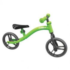 Y Volution Y Velo AIR verde - bicicleta fara pedale, YBike